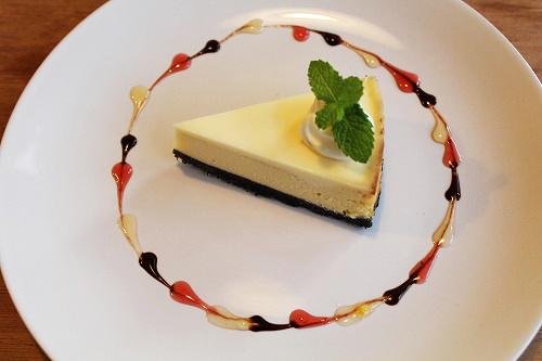 ちーくんのチーズケーキ ¥500