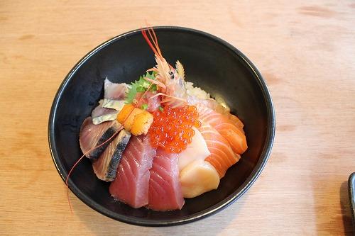 特製海鮮丼 ¥1,760